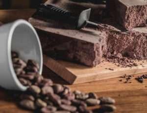 massa di cacao Gelateria L'Artigianale Pozzallo