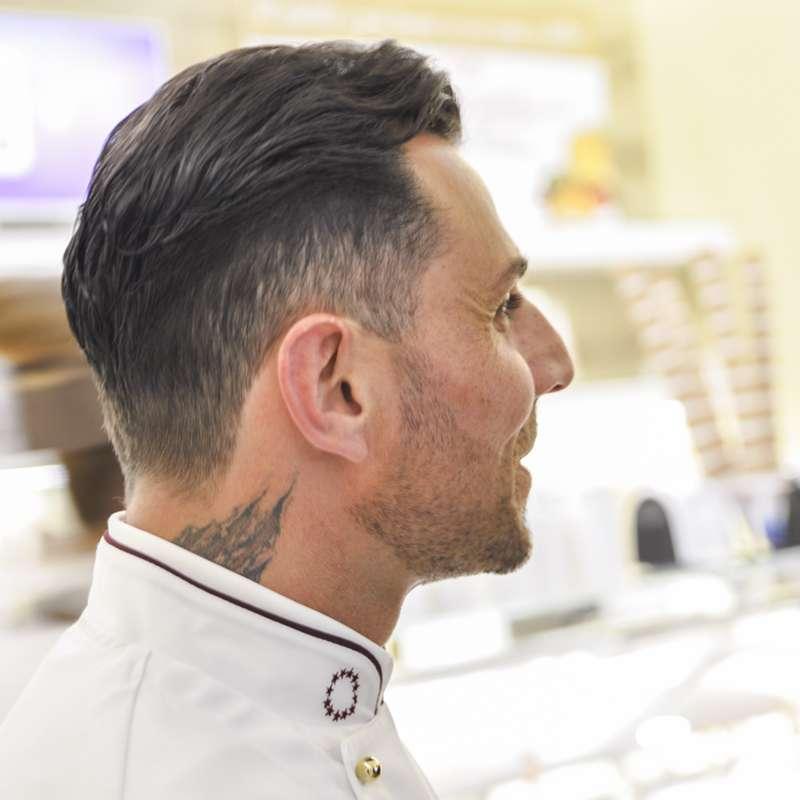 Stefano Baglieri Gelateria L'Artigianale Pozzallo